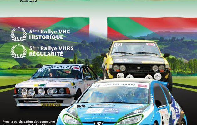 Rallye du PAYS BASQUE 2016: questions à l'organisateur