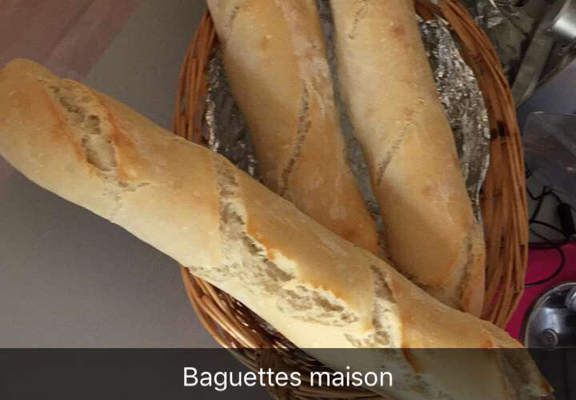 Baguette maison