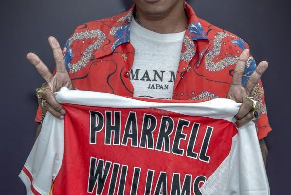 LA PHOTO IMPROBABLE 1 : PHARELL WILLIAMS A MONACO