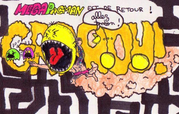 le retour de Méga Pacman le terrible !