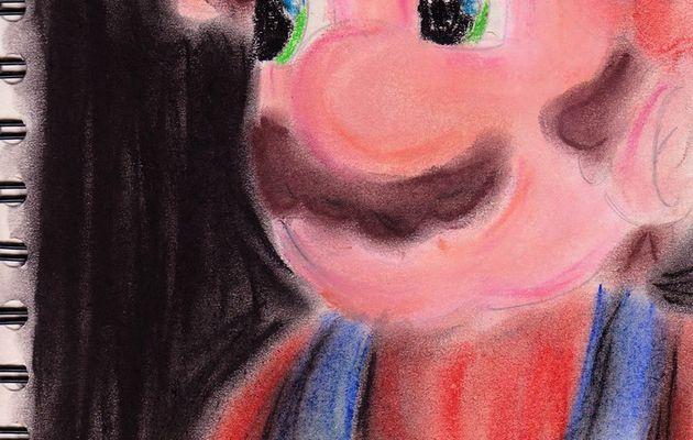 Mario songeur