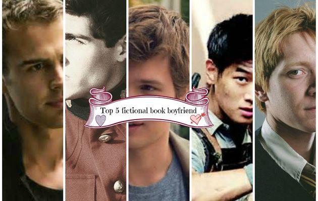 Top 5 / Fictional book boyfriends