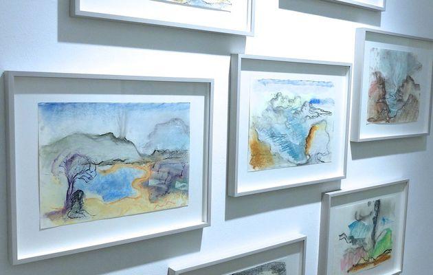 Leiko Ikemura-galerie Karsten greve-Paris.