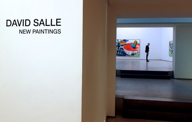 David Salle.