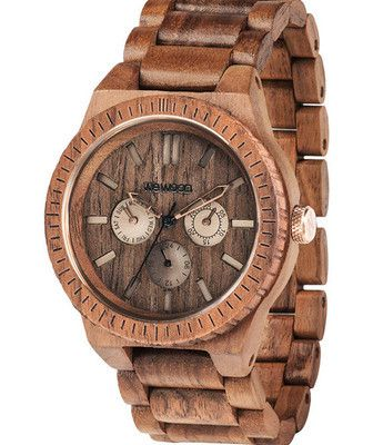 Montre en bois we wood