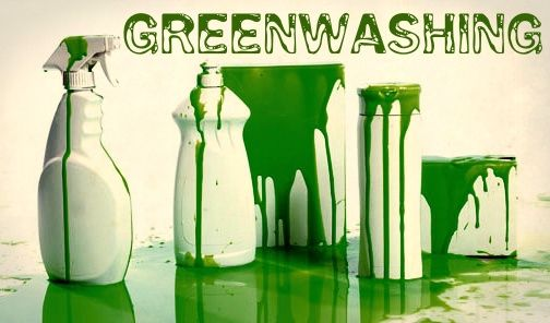Greenwhasing - marketing vert