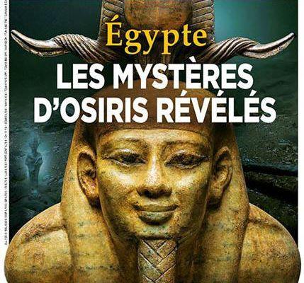 Historia - Les mystères d'Osiris révélés