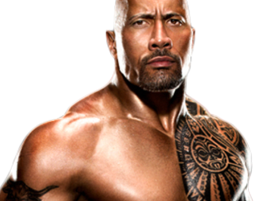 "L'entrainement de Dwayne Johnson ""The Rock"""