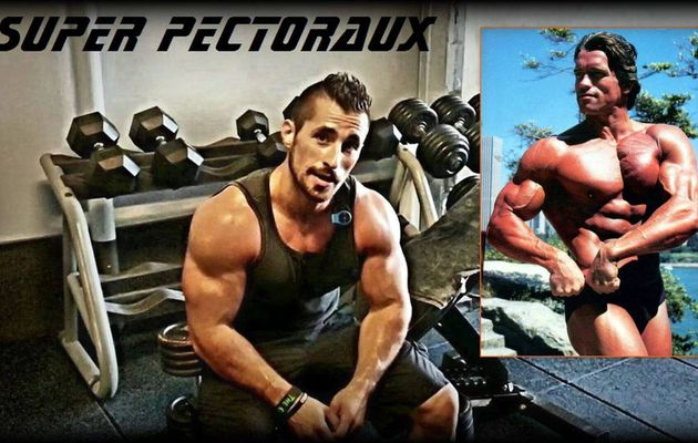MUSCULATION PECTORAUX Mes meilleures exerices