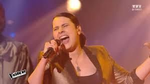 THE VOICE DEMI FINALE ANAHY