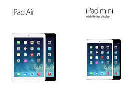 Phil Granere on iPad Air and iPad Mini