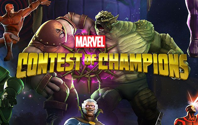 Marvel Contest of Champions Hack Cheats