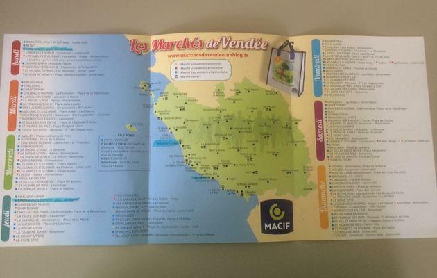 Marchés de Vendée