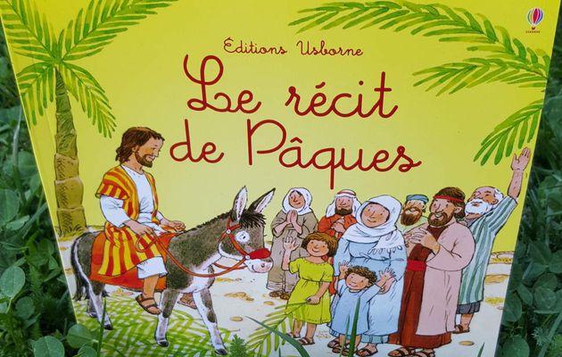 Le Récit de Pâques, Editions USBORNE