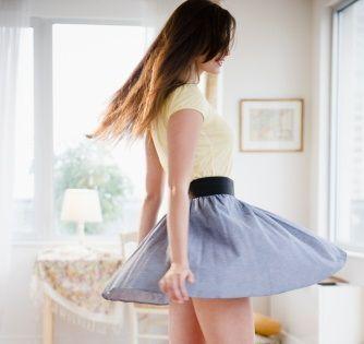 Dommage je ne sais pas quelle jupe me va