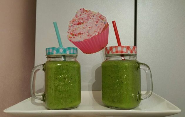 Popeye smoothies !