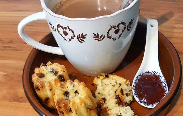 pains viennois aux pépites de chocolat