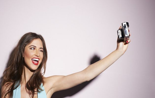 B612 camera app especially made for snapping the perfect Selfie