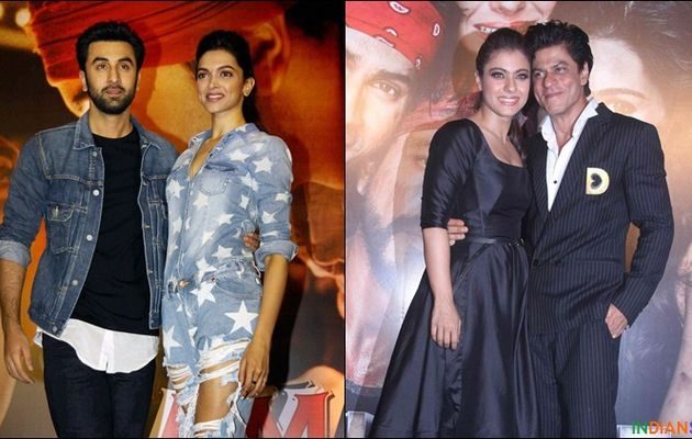 Shah Rukh Khan – Ranbir Kapoor and Deepika Padukone Are The Best Co-stars