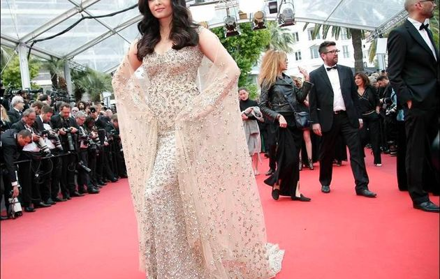 Aishwarya Rai Bachchan: I was not stressed out about my look at Cannes