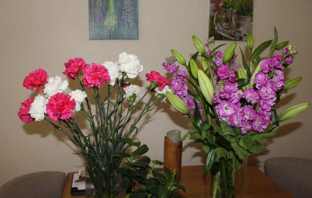 Choisir un bouquet de fleurs pour la fête des mères