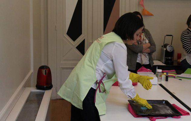 Préparation des produits ménagers écologiques