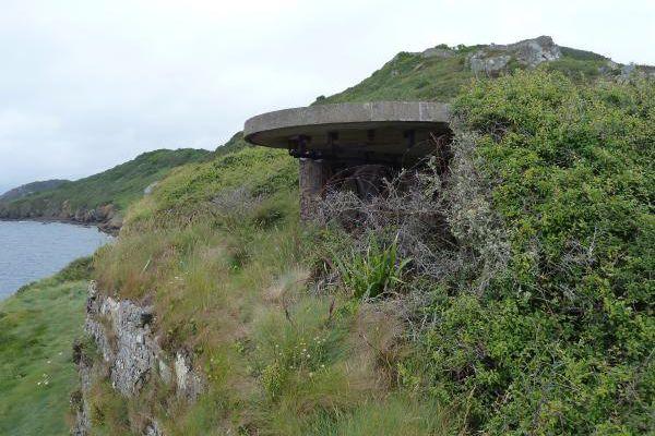 Fort du Corbeau, Plougastel-Daoulas