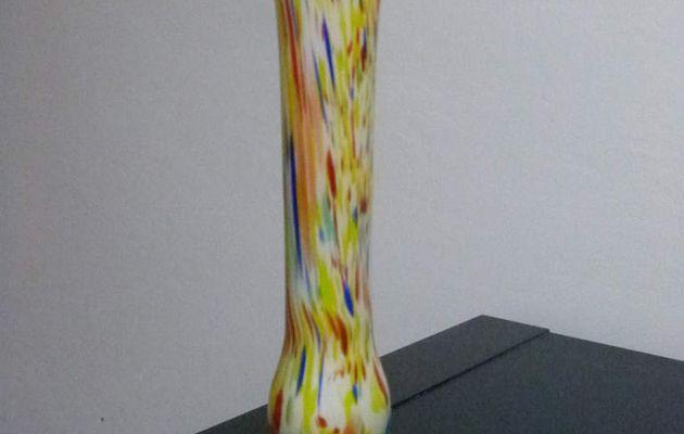 Un vase relooké...