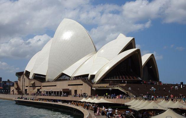 Première virée à Sydney