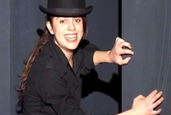 Eloïse Dahan, sur scène