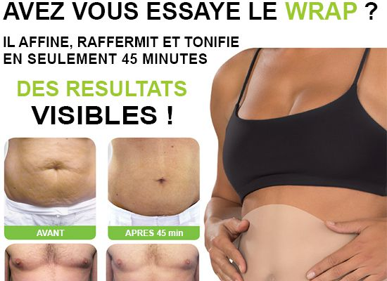 J'ai essayé le Wrap it works