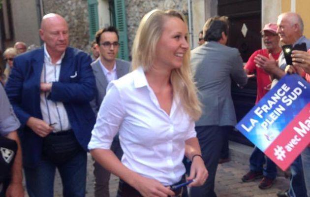 Rencontre avec Marion Maréchal-Le Pen député du Vaucluse