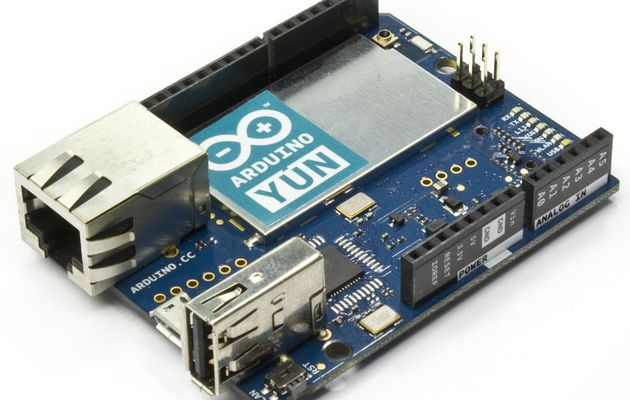 Arduino Yun (core) system