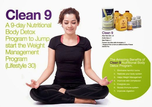 Clean 9 and Nutritional Support