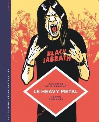 Une BD pour savoir quel fou a inventé le heavy metal