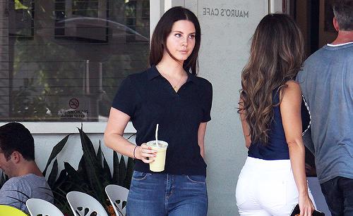 Lana Del Rey à Los Angeles, Etats-Unis. (03.06.2017)