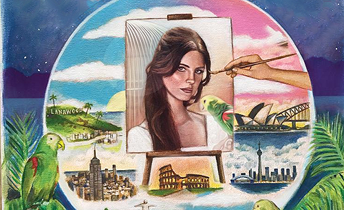 Lana Del Rey annonce le LA To The Moon Tour