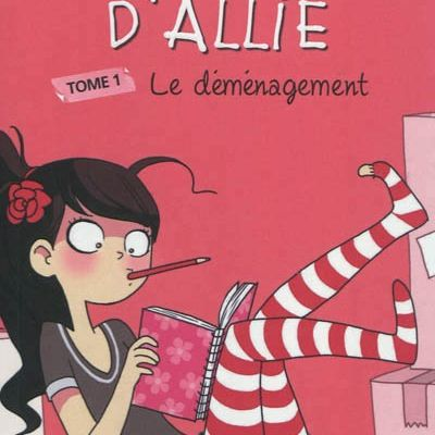 Le carnet d'Allie : le déménagement