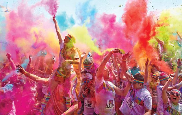 """El Color Run"""