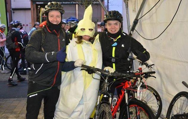 Chicon bike tour - 17/01/2016 - Resumé et Vidéos