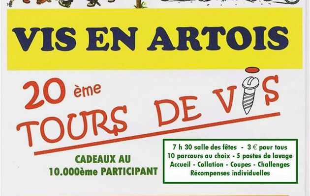 Vis en Artois - 13/03/2016 preview