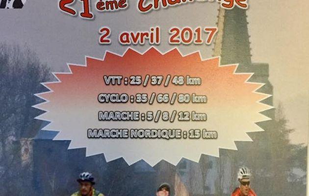21ème challenge des Jacques vtt de Camblain l'abbé