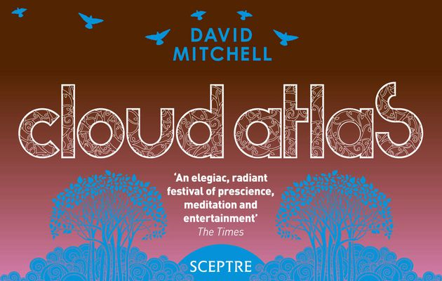 Cloud Atlas, de David Mitchell.
