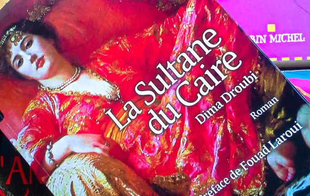 La sultane du Caire, de Dima Droubi.
