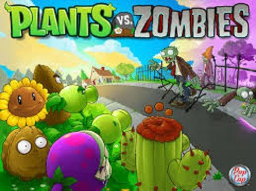 Games Plants vs Zombies