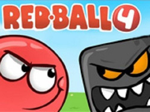 Games Red Ball 4