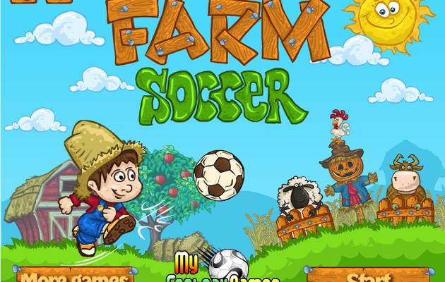 Games Farm Soccer