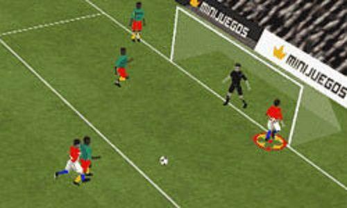 Games World Soccer 3