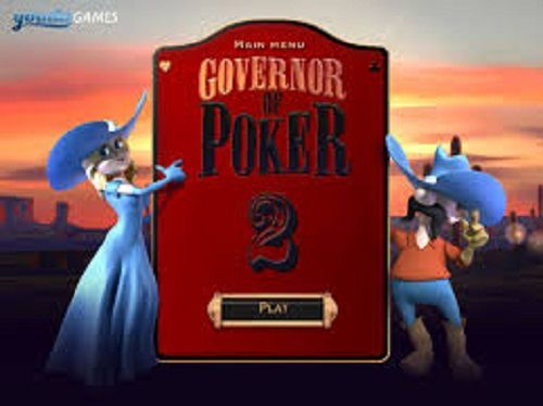 Games Governor Of Poker