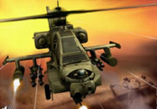 Games Helicopter Strike Force